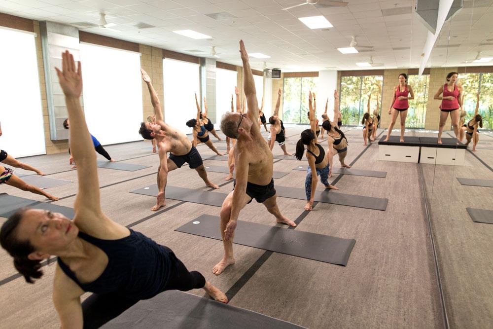 BYI Yoga Class