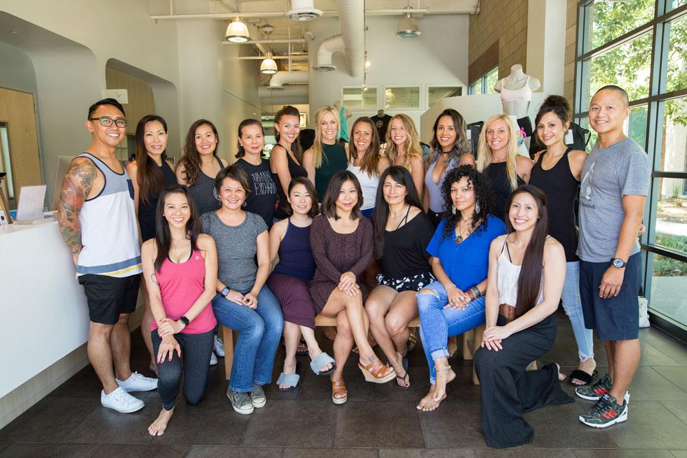 Bikram Yoga Irvine Staff
